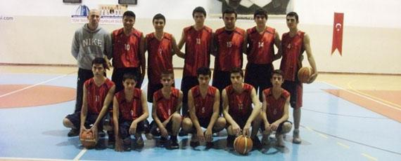 Genç Erkek Basketbol Takımı