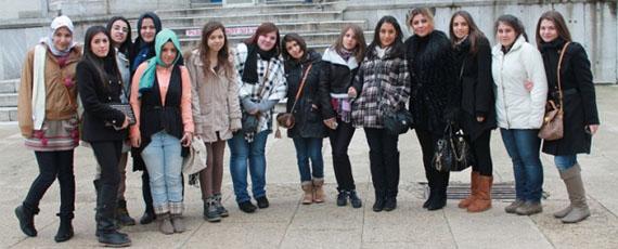 10/A ve 10/B sınıflarının İstanbul Gezisi