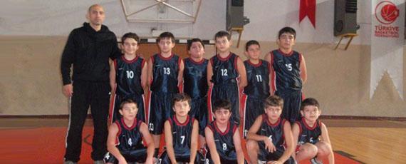 Küçük Erkek Basketbol Takımı