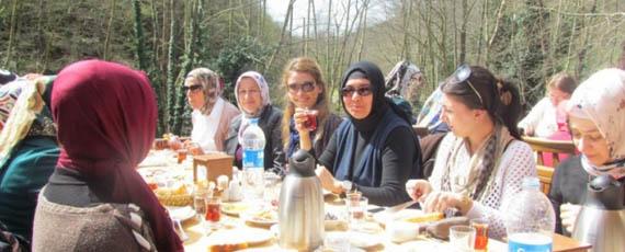 Velilerlerimizle Kahvaltıda Buluştuk