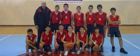 Yıldız Erkek Basketbol Takımı