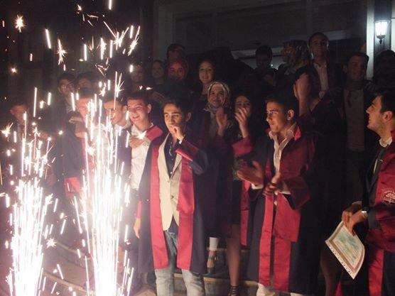 Anadolu Lisesi Öğrencilerimizin Mezuniyetini Çoşkuyla Kutladık