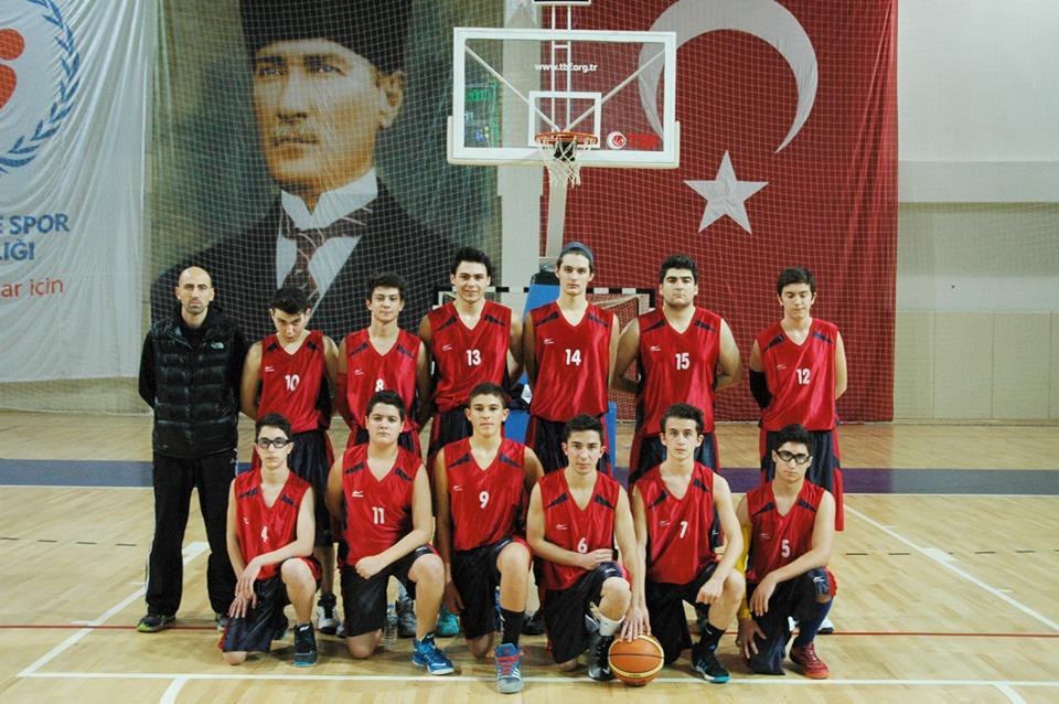 Basketbol Takımımız Edirne Yolunda
