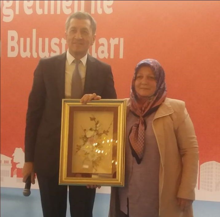 Milli Eğitim Bakanımız Sayın Ziya Selçuk'un Yalova Ziyareti