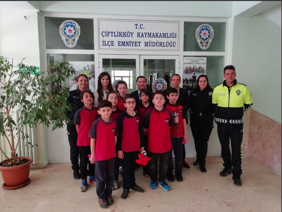 Polis Haftası Ziyareti